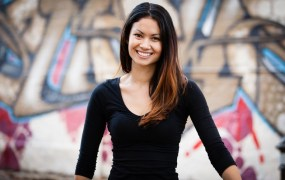 Melanie Perkins (CEO)  of Canva