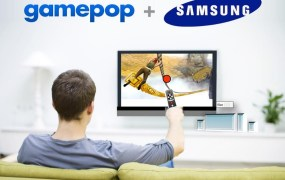 GamePop and Samsung
