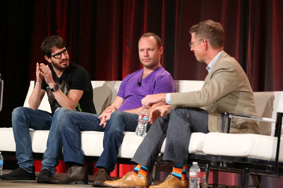 Moshe Hogeg & Or Arbel, Yo, Dylan Tweney, VentureBeat