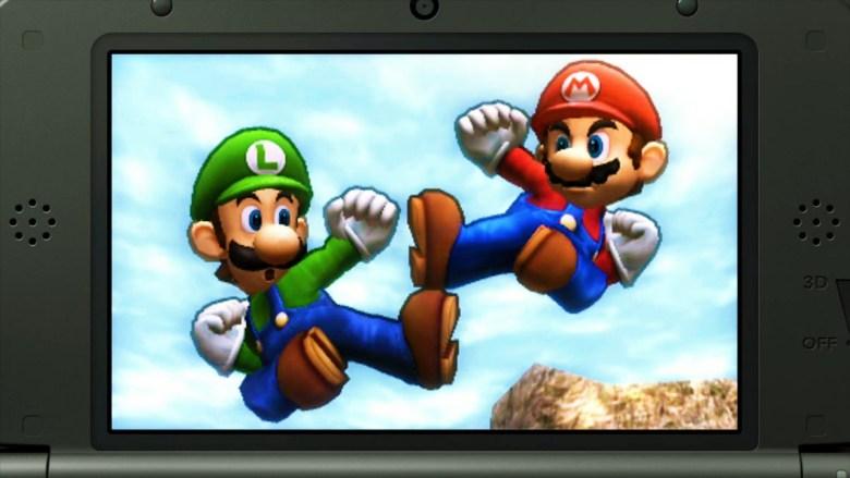 Super Smash Bros. for 3DS.