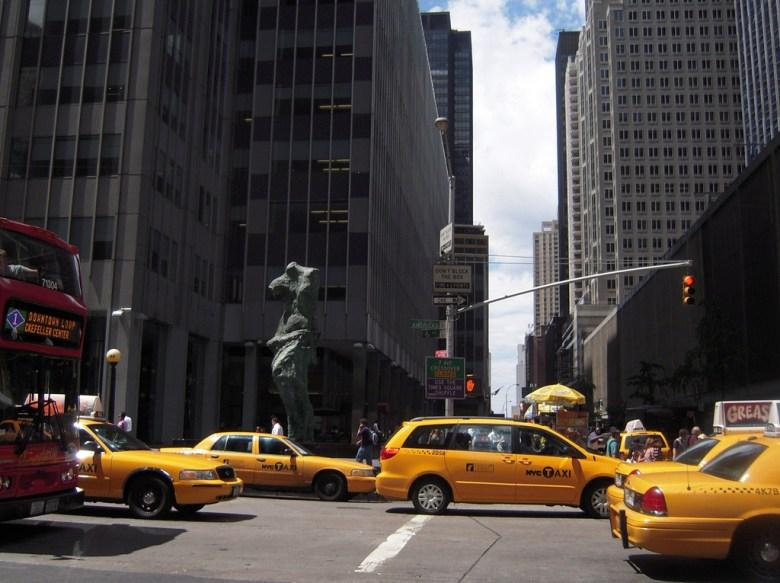 Taxis New York Edgar Zuniga Jr Flickr