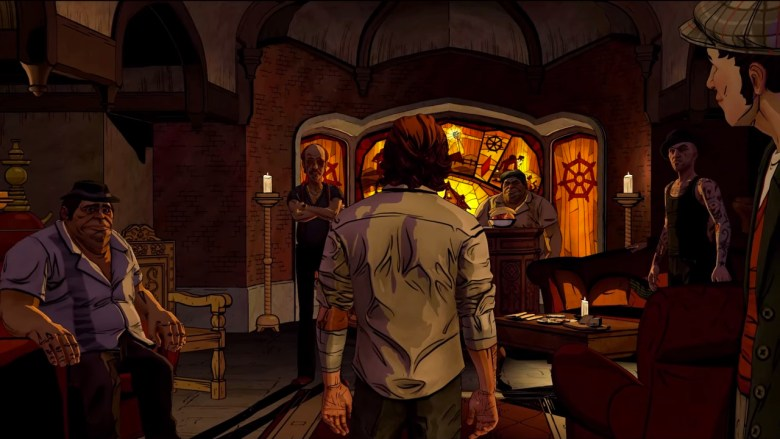 The Wolf Among Us 5