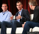 John Lorge of EA, Rich Alfonsi of Twitter, and Robert Scoble at MobileBeat 2014
