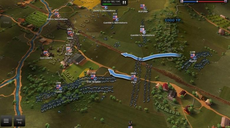 Ultimate General: Gettysburg