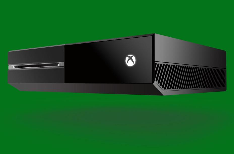The Xbox One console.