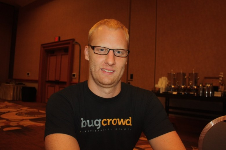 Casey Ellis, CEO and cofounder of crowdsourced security firm Bugcrowd