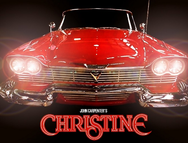 Can someone take control of your car? Here's Christine, from the John Carpenter movie and Stephen King horror novel.