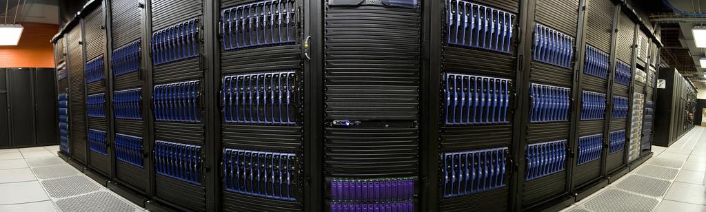 Data center John McStravick Flickr