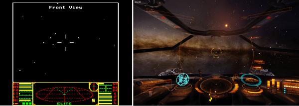 Elite: Deep space