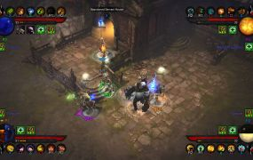 Diablo III is experiencing issues on both Xbox One and Xbox 360.