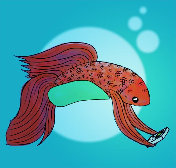 Grayson the Fish