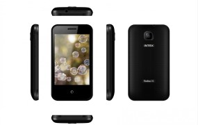 Intex cloud FX -- mozila firefox OS