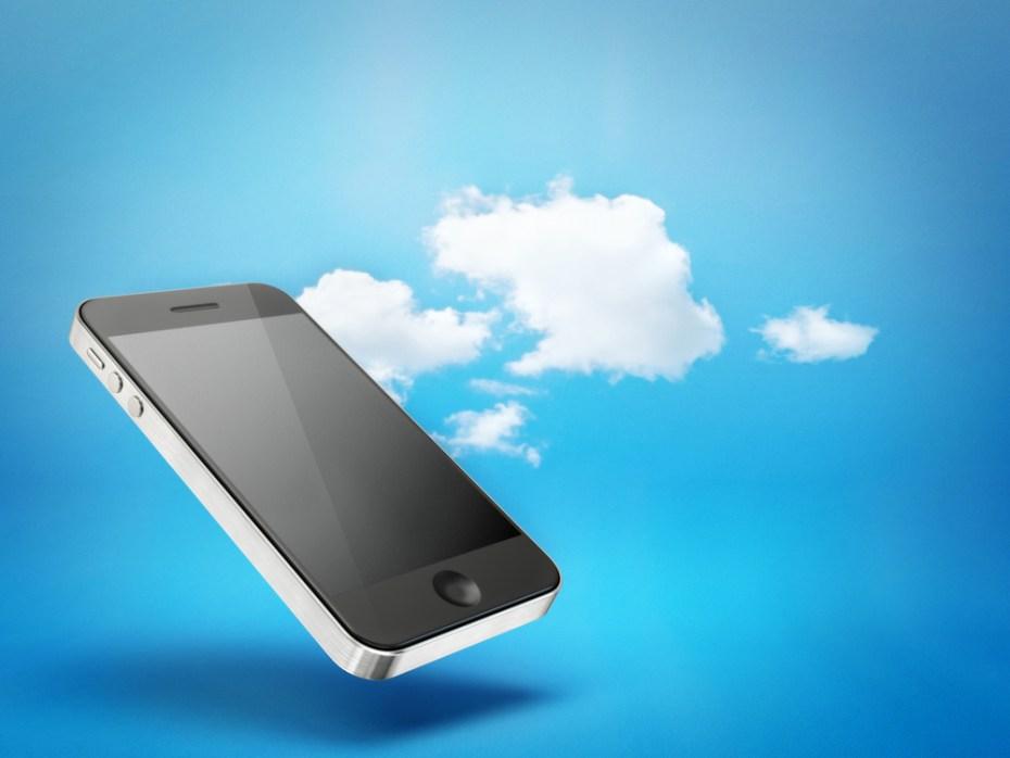 iPhone cloud AlexRoz hutterstock