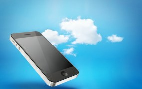 iPhone cloud AlexRoz hutterstock