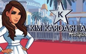 Kim Kardashian's game for smartphones and tablets.