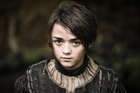 Maisie Williams is a potential Ellie in the movie version of The Last of Us