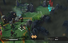 Double Fine tries their hand at the tactical RPG with Massive Chalice