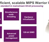 Mips Warrior I6400