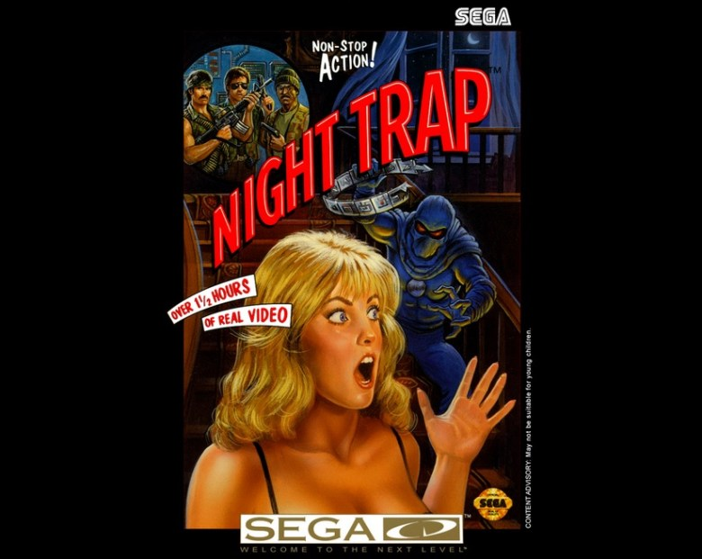 The original Night Trap