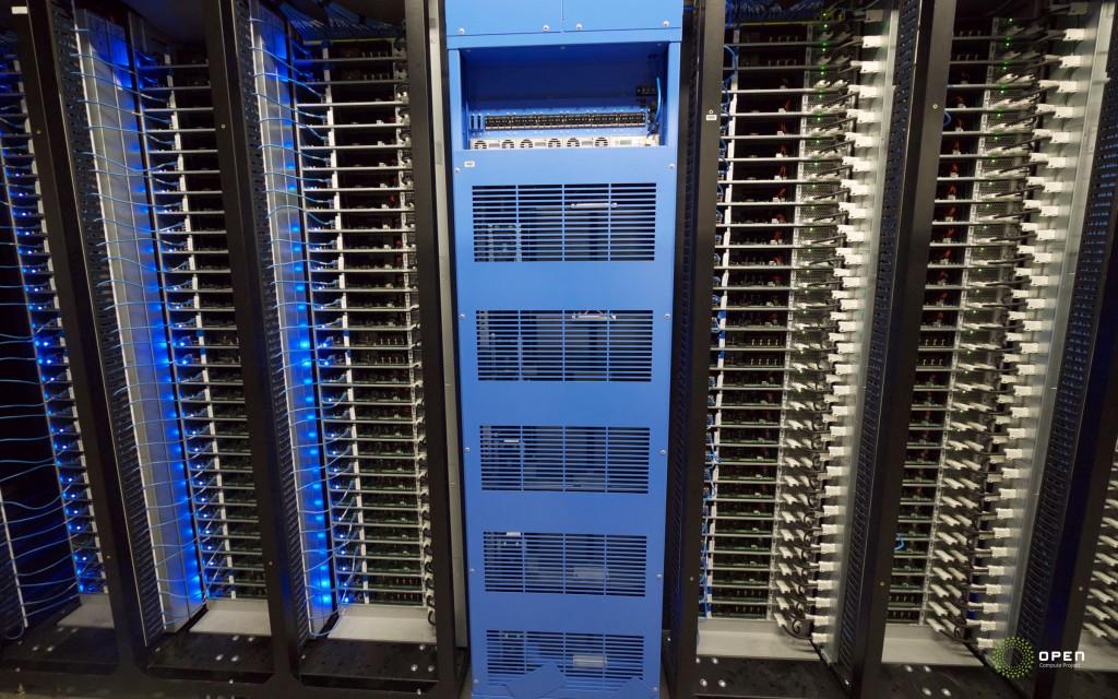 A Facebook data center