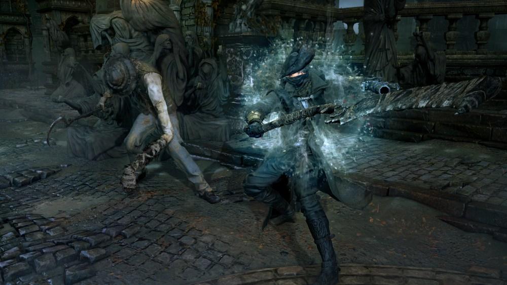 Bloodborne Regain
