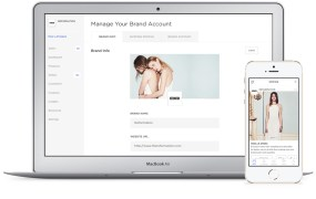 Spring's app and brand dashboard