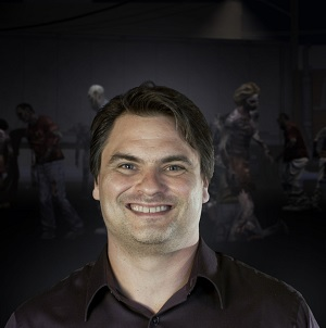 Dan Connors, CEO of Telltale Games