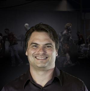 Dan Connors, CEO of Telltale Games