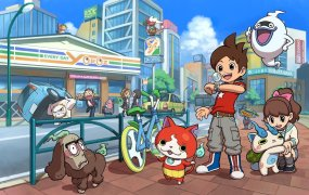 Art from Yo-kai Watch.