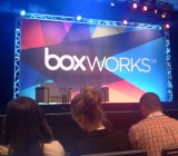 BoxWorks 2014 in San Francisco on Sept. 3.