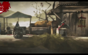 Assassin's Creed Chronicles: China in action.