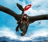 "Hiccup and Toothless take flight in ""How to Train Your Dragon 2"""