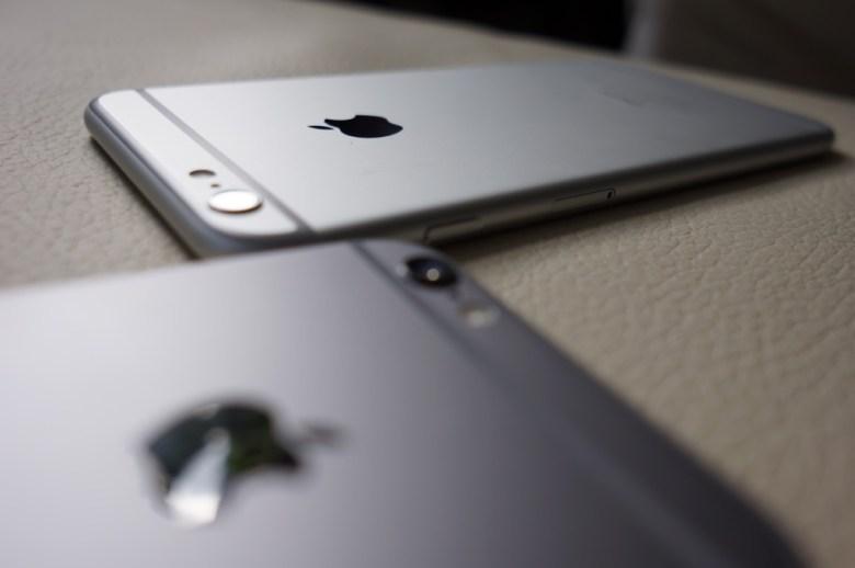 Iphone 6 plus bending problem