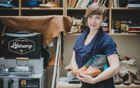 Want to be a shoemaker? Lifetramp lets you try out a new job for a day.
