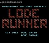 Lode Runner from Doug E. Smith.