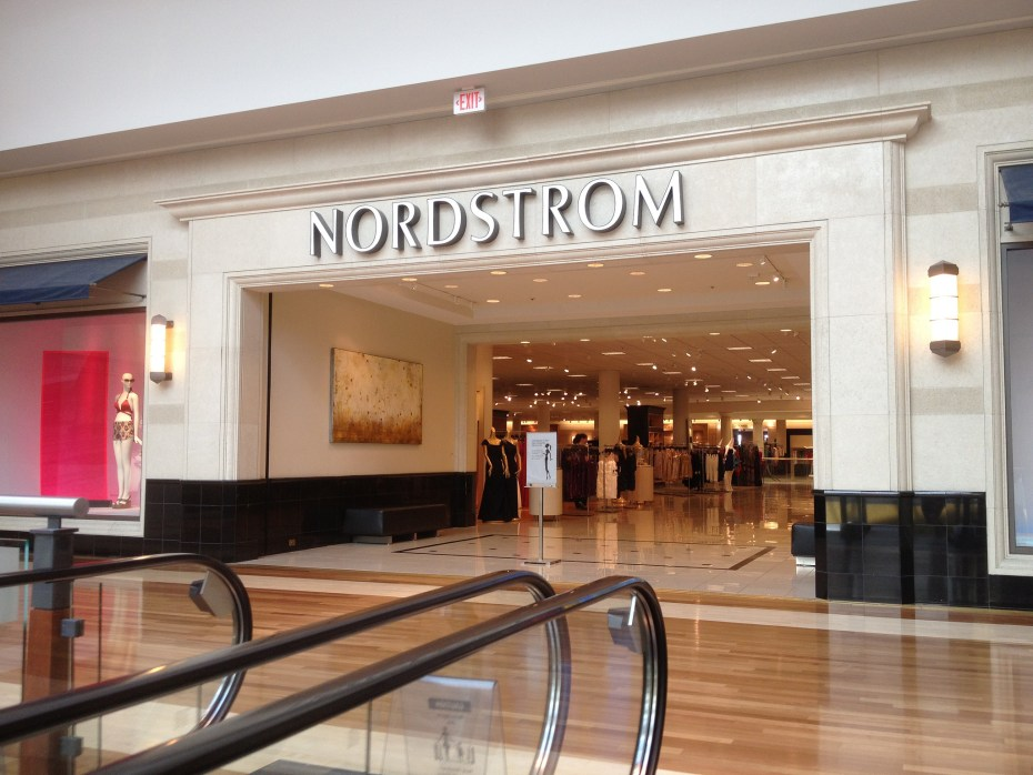 Nordstrom Department Stores Are Working With Apple On