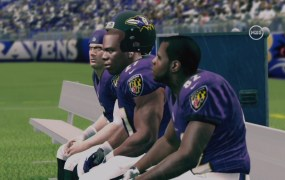 Ray Rice in Madden.