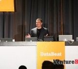 Stephen Purpura, chief executive and founder of Context Relevant, speaks at VentureBeat's DataBeat conference in San Francisco in May 2014.