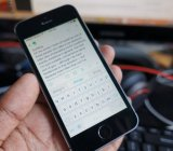 SwiftKey's iOS 8 keyboard