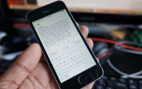 SwiftKey's iOS 8 keyboard