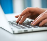 Typing Konstantin Chagin shutterstock