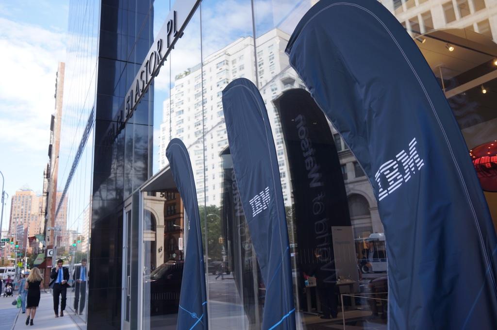 IBM's Watson headquarters in Manhattan