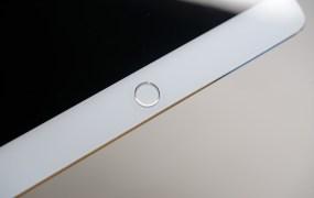 A leaked iPad Air 2 prototype