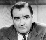 U.S. Senator Joseph McCarthy (R-Wis.)