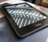 Amazon's Kindle Voyage e-reader