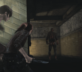 No matter how many people you can control, sometimes stealth is still the best option in Resident Evil Revelations 2.