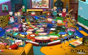 Head on down to South Park town and play some pinball.