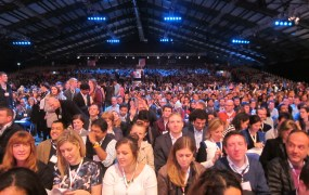 22,000 attended the Web Summit in Dublin this year.
