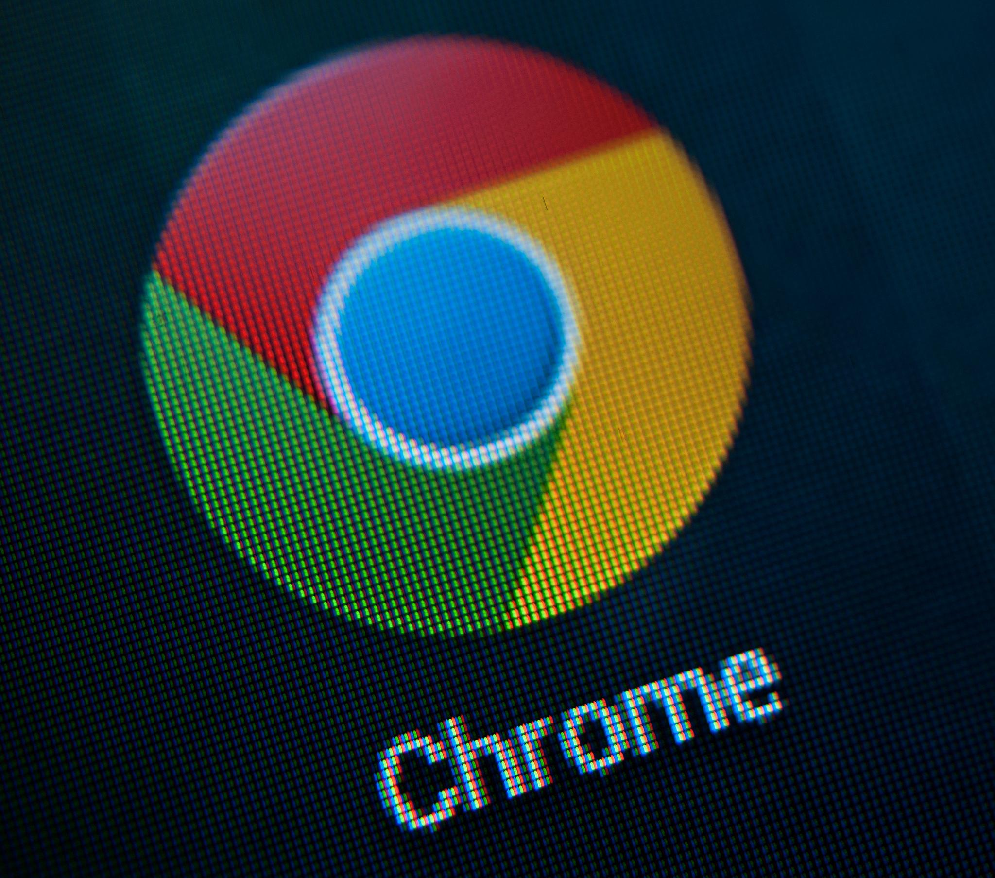 Google Chrome mobile Darren Harvey Flickr