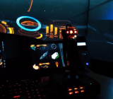Elite: Dangerous cockpit
